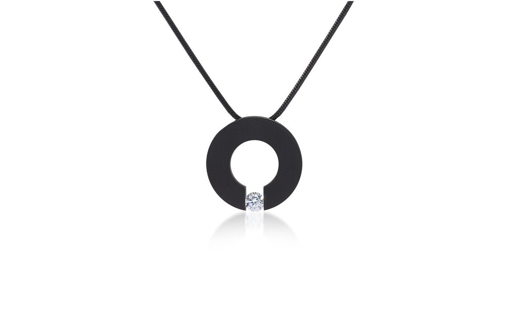 Stainless Steel Malfinia Necklace