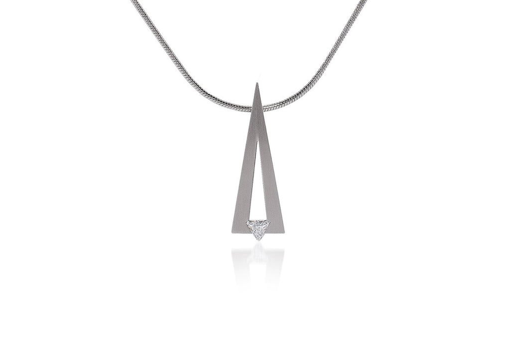 Sago Stainless Steel Necklace