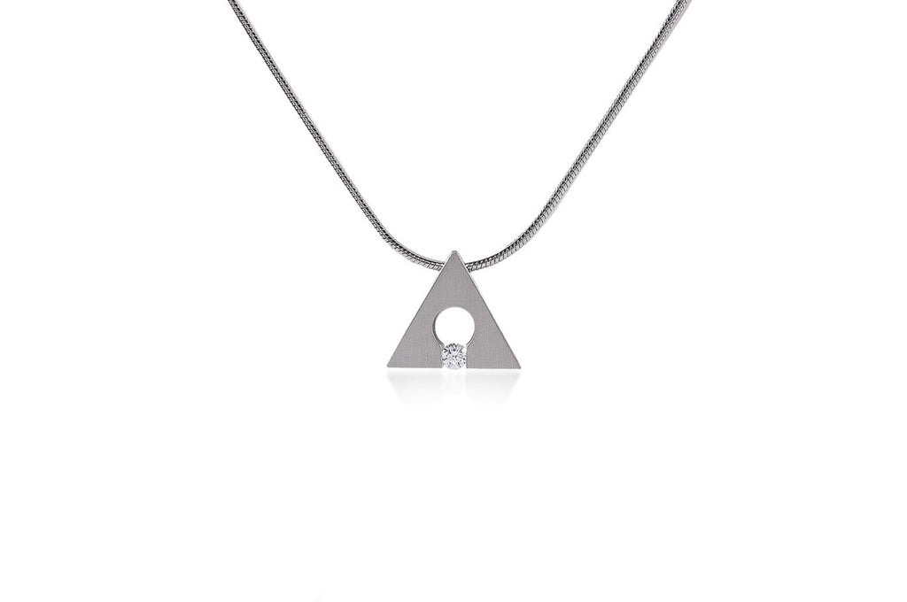 Supera Stainless Steel Necklace