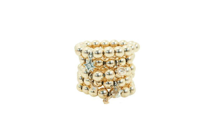 Good Energy Beaded Ring