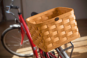 Peterboro Rear Rack Basket