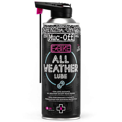 MUC-OFF,ALL WEATHER LUBE E BIKE