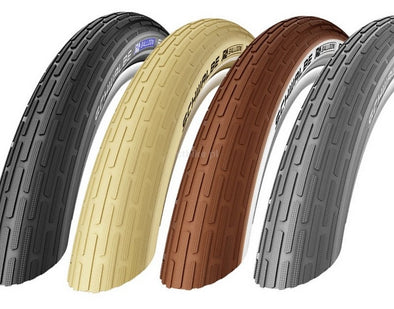 Schwalbe Tires - Fat Frank Balloon 26'' (Interceptor/Boomerang Plus/Comfort Cruiser)
