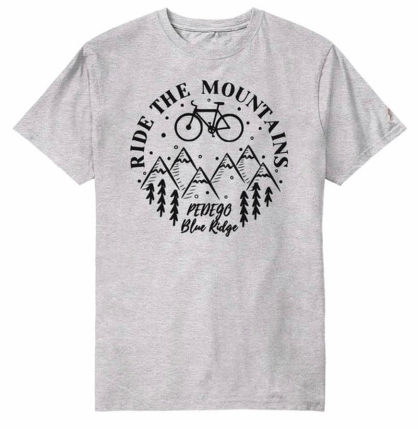 Ride the Mountains Legacy T-shirt