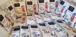 Premium Loose Leaves Teas By First Choice One
