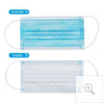 Surgical MASK Disposable Surgical Mask (50pcs)