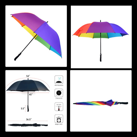 Automatic Open Golf Canopy Umbrella - UM5033