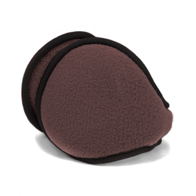 Ear Warmers Brown