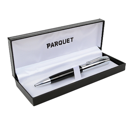 Our boxed pen is a perfect gift idea with high-quality ink and a sturdy tip that glides smoothly on paper for any occasion.