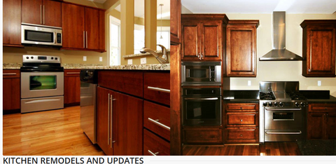 Kitchen Remodels & Up Dates