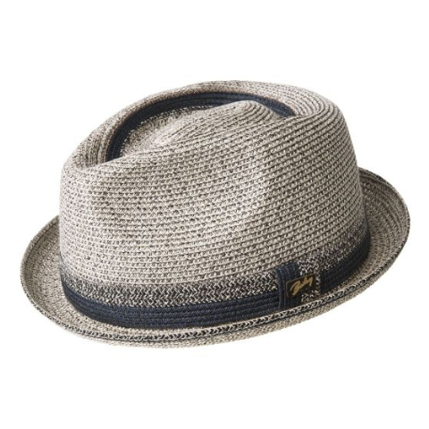 The Archer is a classic stingy brim fedora