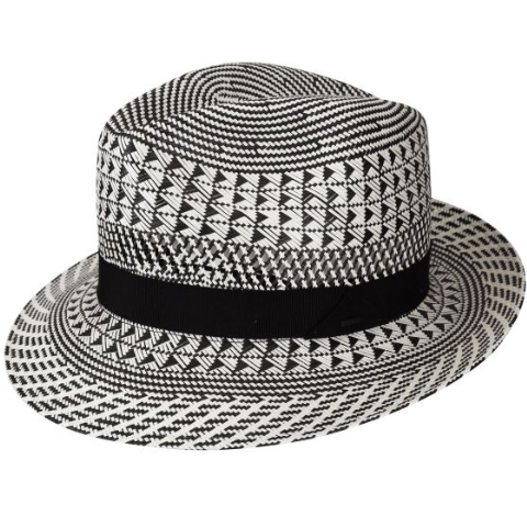 The Arsun LiteStraw® Fedora