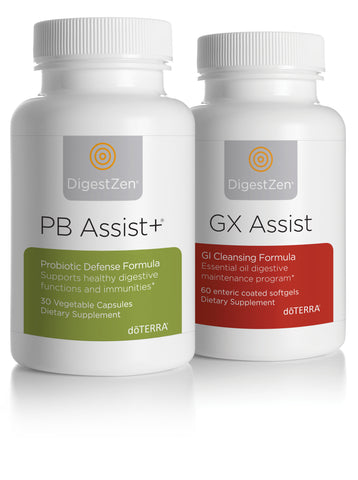 Cleanse & Renew GX Assist® & PB Assist+®