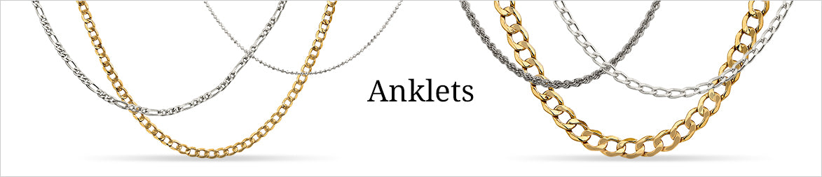 First Choice One Anklets
