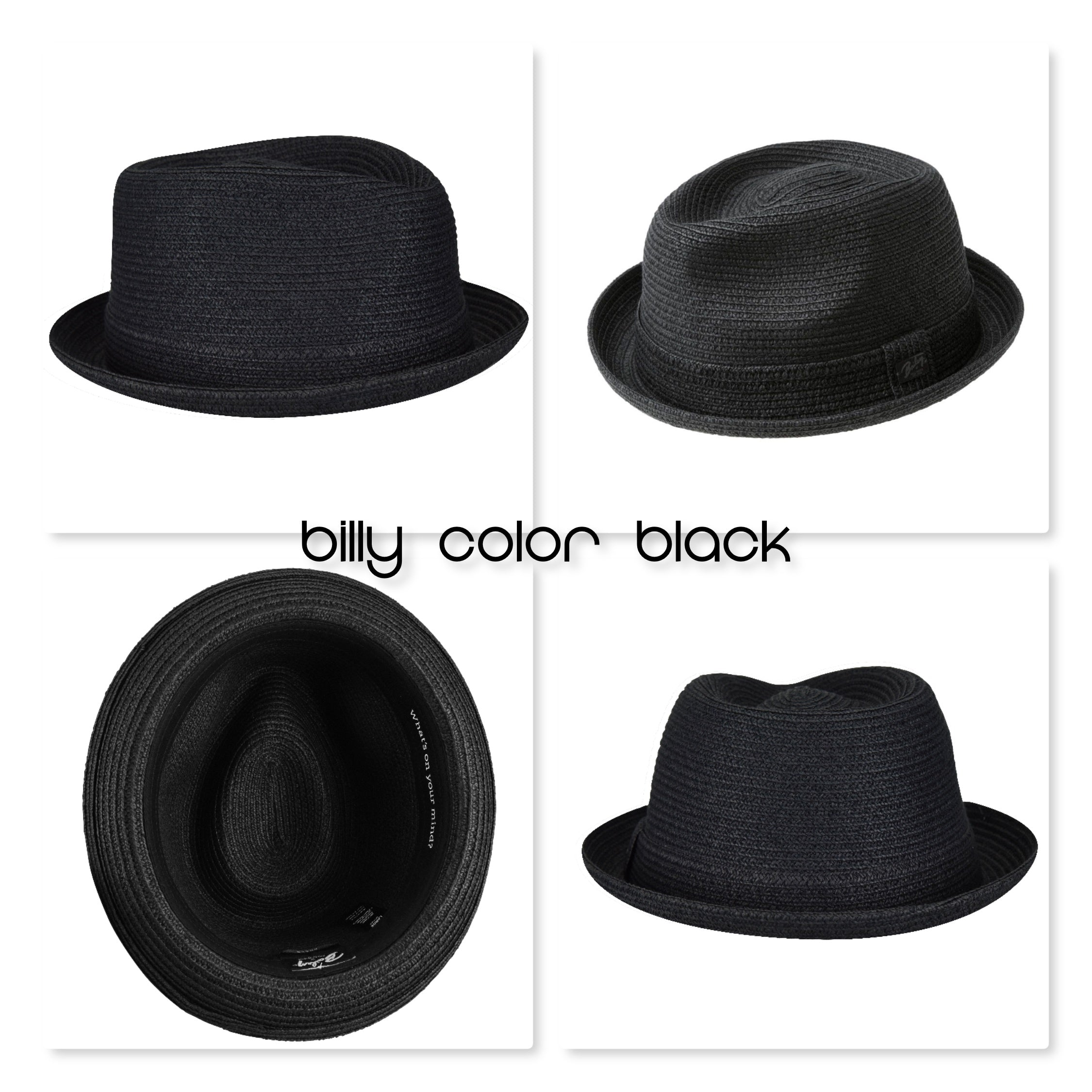 Bailey Billy Hats