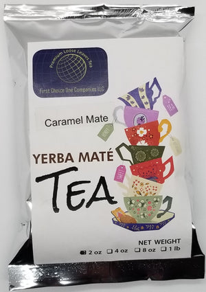 Premium Loose Leaves Teas By First Choice One (Yerba Mate)