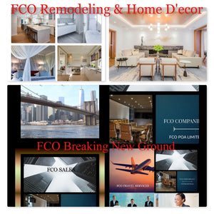 FCO Remodeling & Home D'ecor