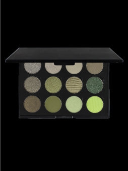 TRX-E Cosmetics 12 Well Eyeshadow