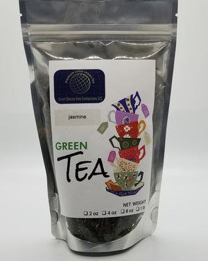 Premium Loose Leaves Teas  (Green Teas)
