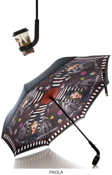 Fashionable Umbrellas
