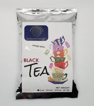 Premium Loose Leaves Teas By First Choice One  (Black Teas)