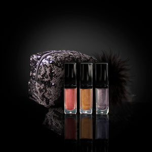 Black Tie & Sequins Cosmetics for the Holidays