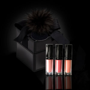 TRX-E Cosmetics /Black Tie & Sequins Cosmetics for the Holidays