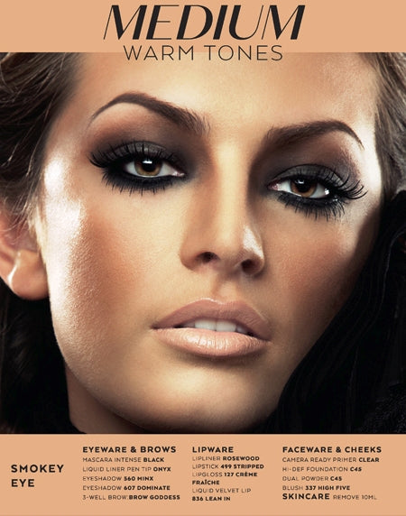 TRX-E /Make Up Kits (Smokey Eye)