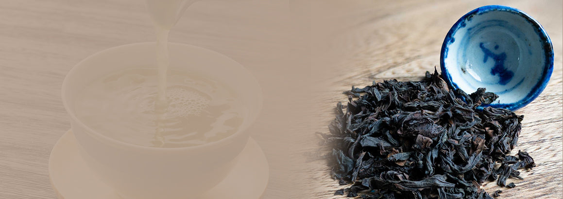 Premium Loose Leaves Teas By First Choice One  (Oolong Teas)