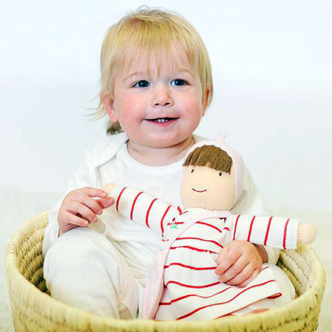 Organic and Fair Trade Dolls