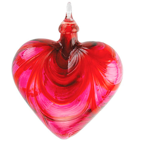 Heirloom Quality Classic Valentine Heart Ornament