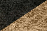 Color Block Topper Black/Sand