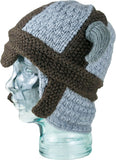 Teen/Adult Hand Knit Adventure Hat Barbarian