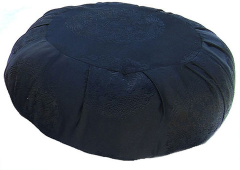 Zafu Yoga & Meditation Cushion Black