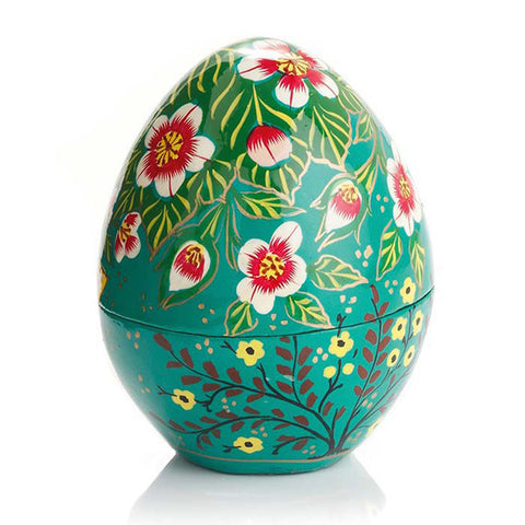 Green Egg Kashmiri Box
