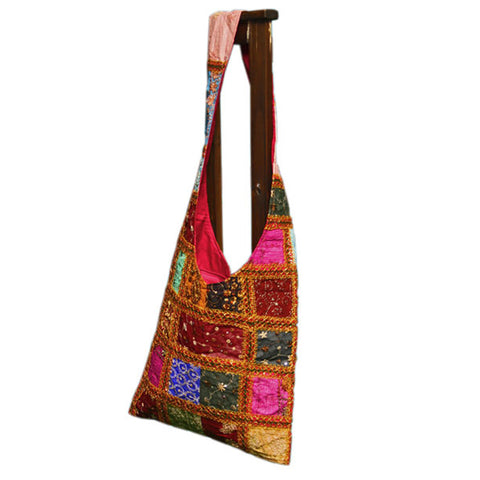 Beautiful Embroidered Kuchi Shoulder Bag