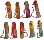 Stylish Sari Yoga Bag