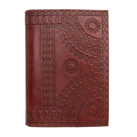 Thoreau-Brahmins Leather Journal