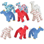 Colorful Organic Camel Toy - Teething or Plush