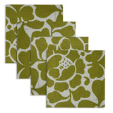 Fabric Coaster Set of 4 Sage