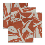 Fabric Coaster Set of 4 Spice