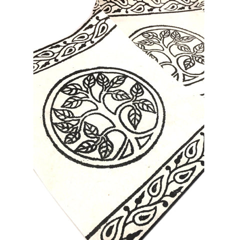 Color-me flags! Cute Tree of Life Design - Home Decor, Arts and Crafts!