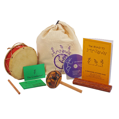 Children's Musical Instrument Starter Set