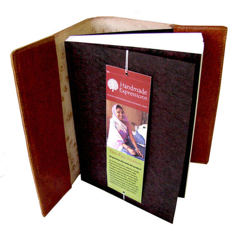 Slip-in Journal Refill - Recycled Cotton Paper