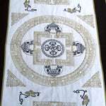 Handcrafted Yoga and Meditation Mat