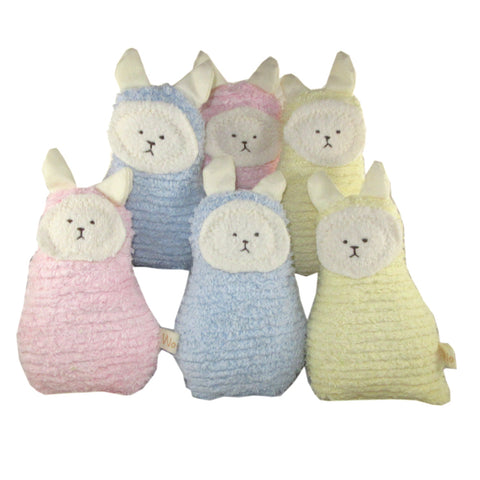 Heirloom Quality Chenille Sherpa Mini Bunny