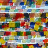 Prayer Flags - Large Packs of 5
