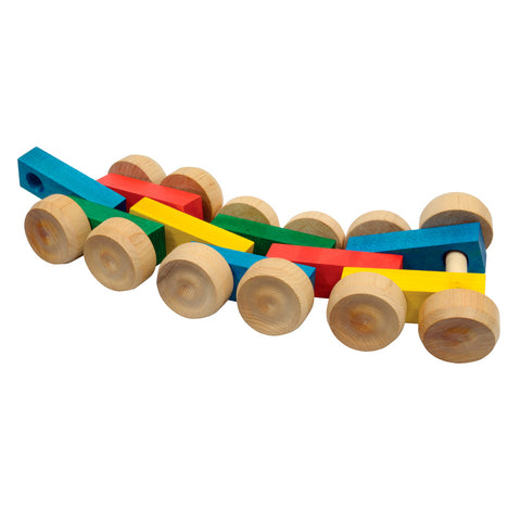 Rolling Rover Pull Toy