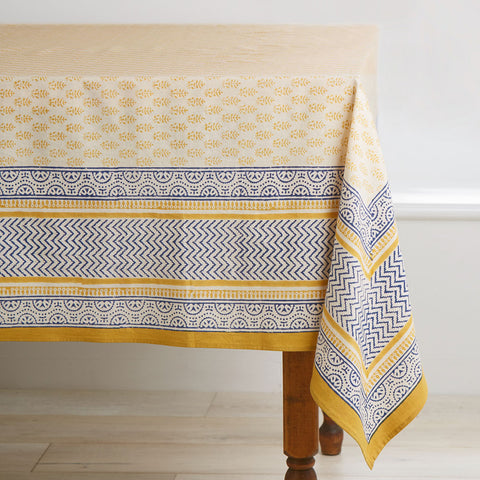 Fair Trade Table Cloth - Sunny