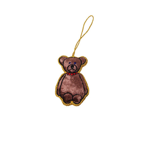 Heirloom Quality Teddy Bear Ornament